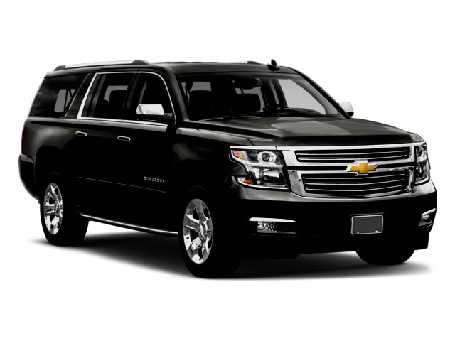San Diego Luxury Transportation and Black Car Service Chevy Suburban