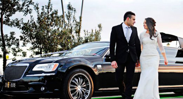 San Diego Luxury Transportation and Black Car Service Wedding Transfer