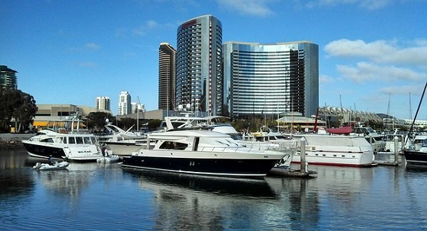 San Diego Luxury Transportation and Black Car Service Sandiego Skyline
