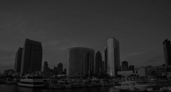 San Diego Luxury Transportation and Black Car Service Skyline